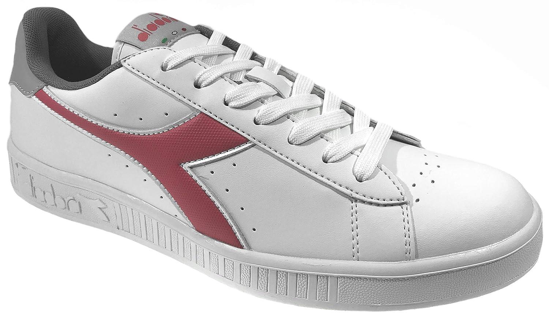 206f15b7ebf7 Diadora Scarpa Running Sneaker Jogging Donna Game P White/paradise pink:  Amazon.it: Sport e tempo libero
