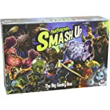 Smash Up: The Big Geeky Box Card Game Expansion