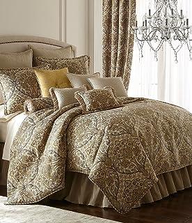 Amazon Com Rose Tree Antibes 10 Piece King Comforter Bundle Set