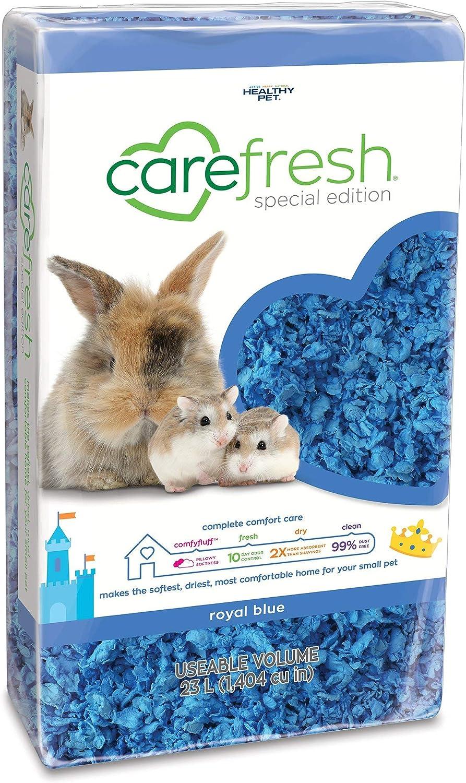 Carefresh Royal Blue Small Pet Bedding