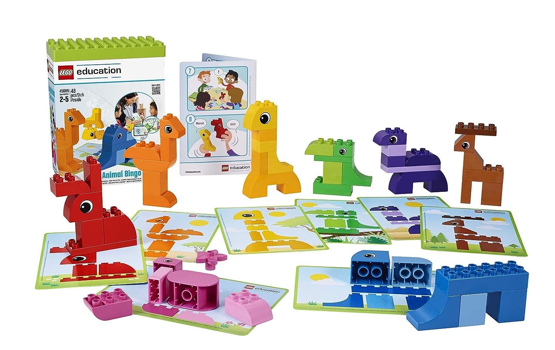 Lego Education 45009 Animal Bingo: Amazon.co.uk: Business, Industry &  Science