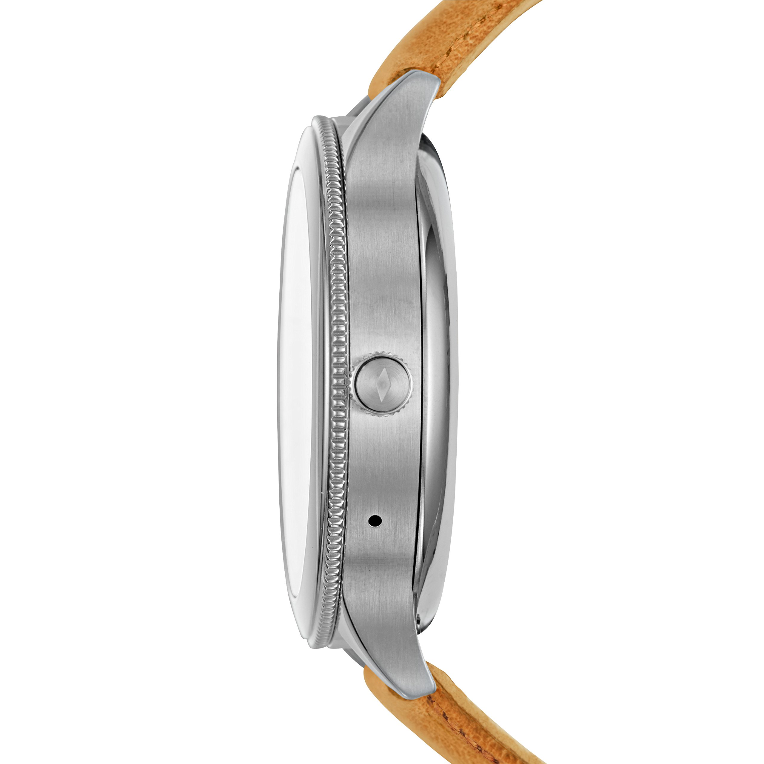 Fossil Gen 3 Smartwatch - Q Venture Luggage Leather FTW6007 by Fossil (Image #6)