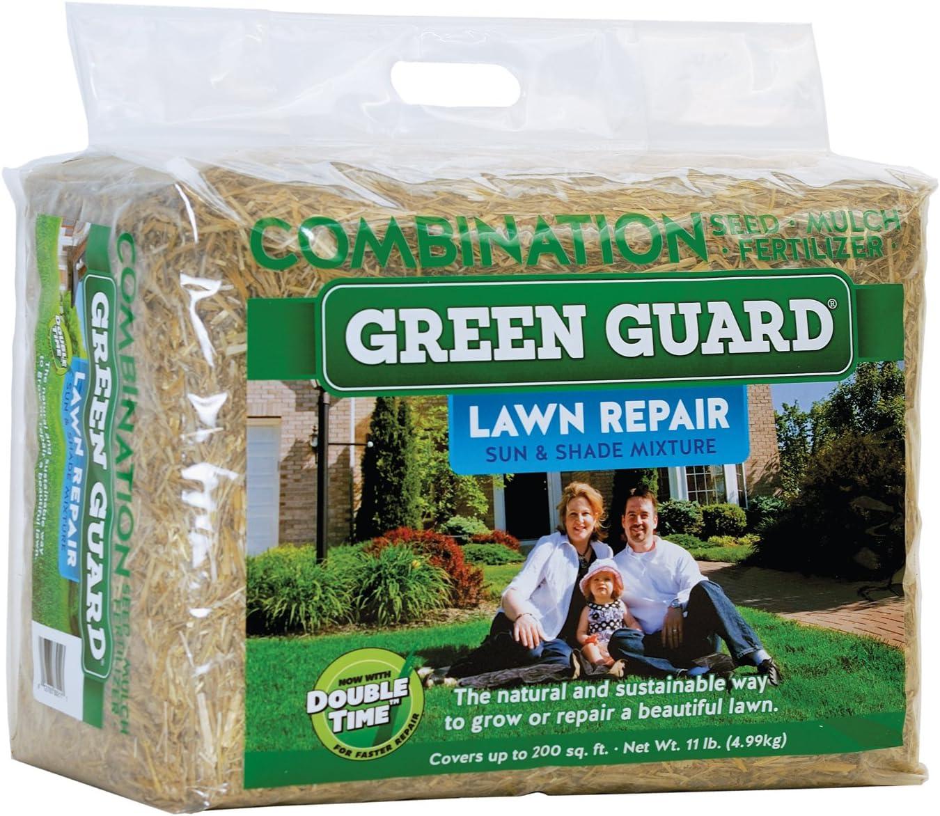 Amturf Enterprises Guard Lawn Repair Bale, Green