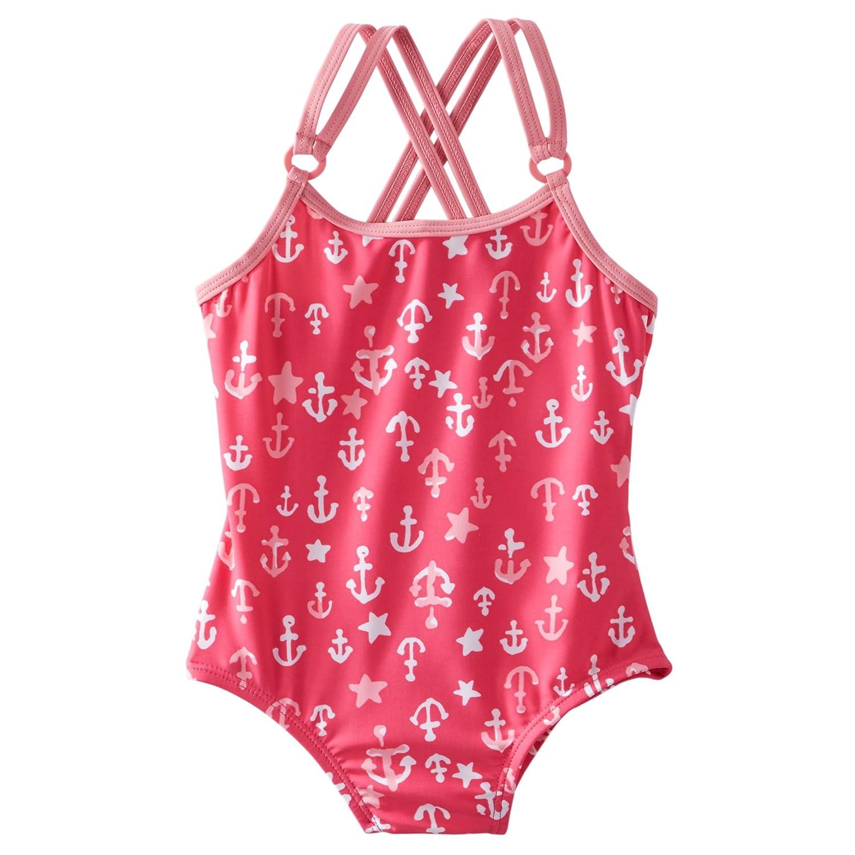 Oshkosh B' Gosh Baby Girls' One Piece Swimsuit