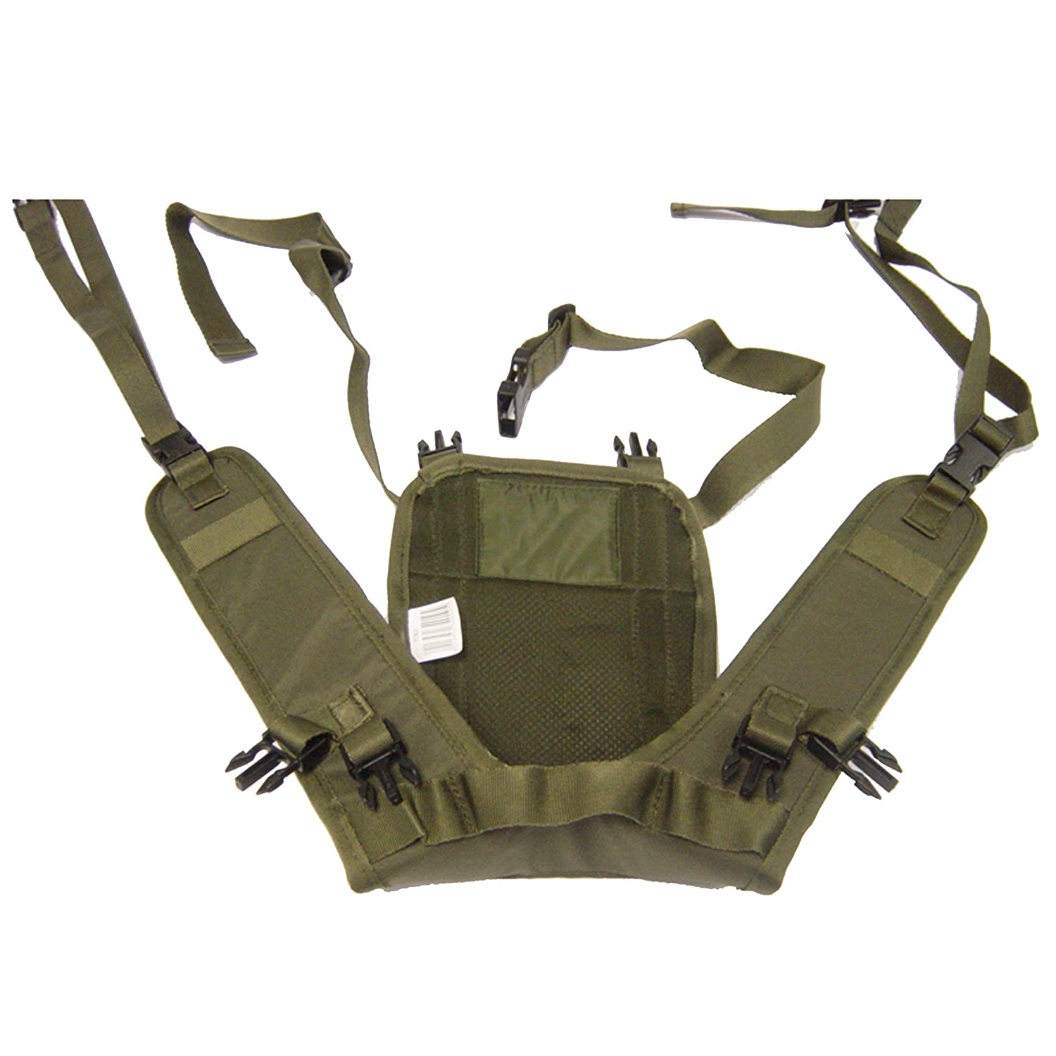 Snugpak Yoke System 92280 Use with Rocket Bergen Pack to Create Day Pack Coyote Tan