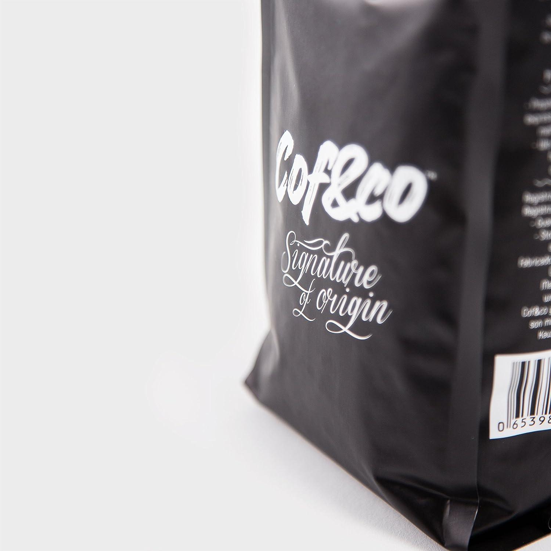 Amazon.com : Cof&Co Colombian Single Origin Ground Coffee 12 Oz. : Grocery & Gourmet Food