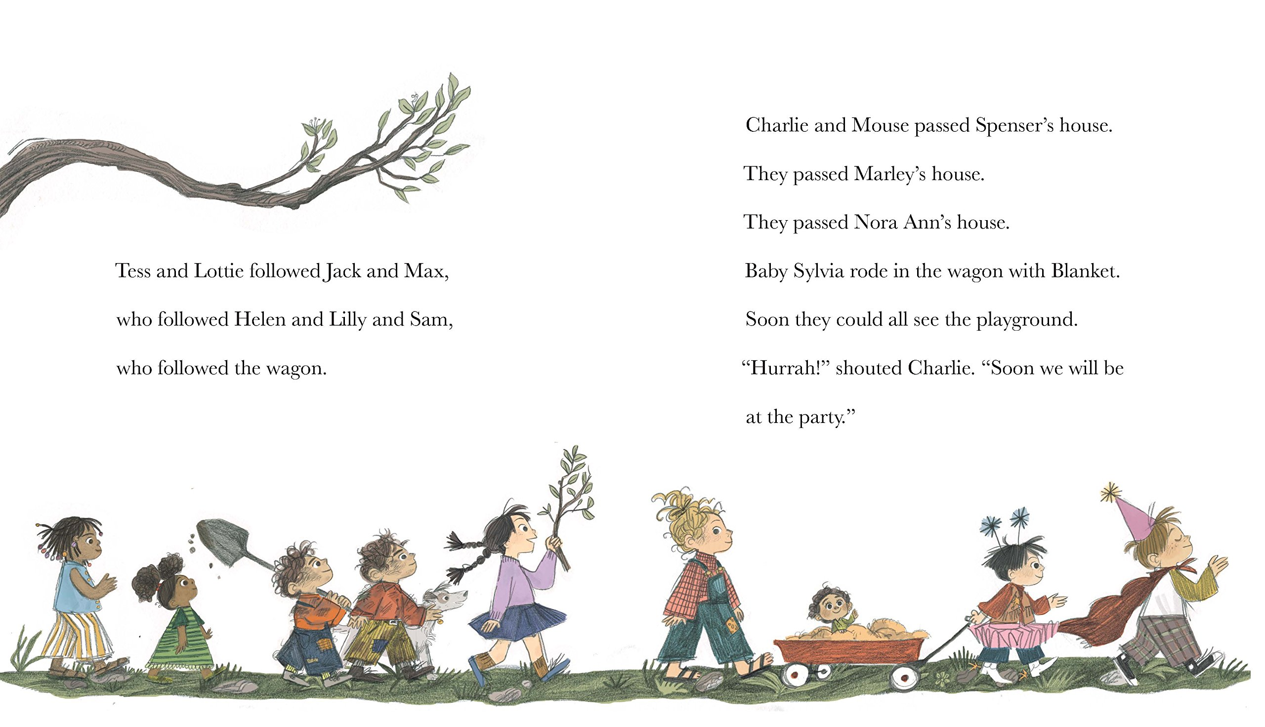 Charlie & Mouse: Book 1