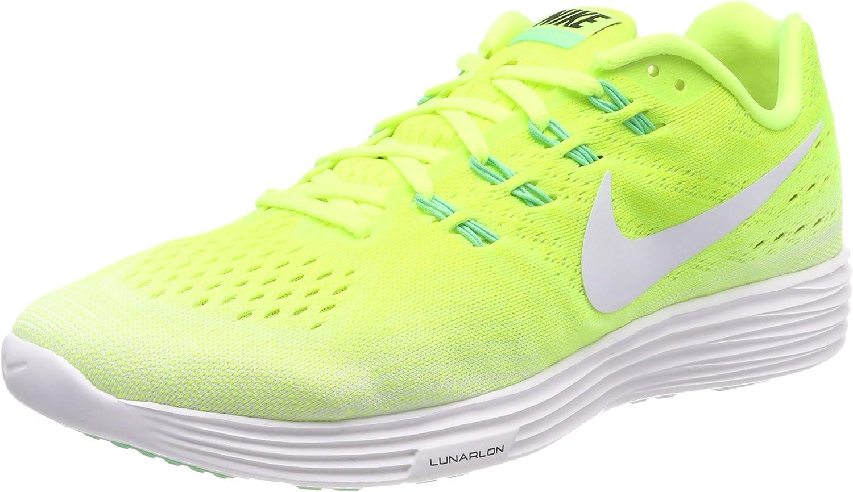 Nike Lunartempo 2, Zapatillas de Running para Hombre, Verde (Voltio/Blanco/Verde Electric O 700), 44 EU: Amazon.es: Zapatos y complementos