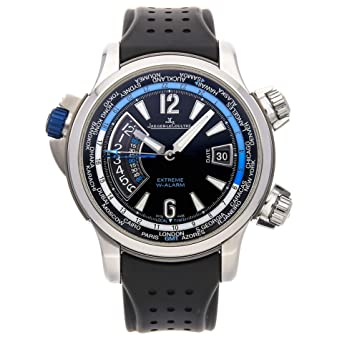 Jaeger-LeCoultre Master Compressor Mechanical (Automatic) Black Dial Mens Watch Q177847U (Certified