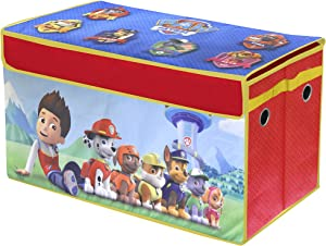 Nickelodeon Paw Patrol Collapsible Storage Trunk