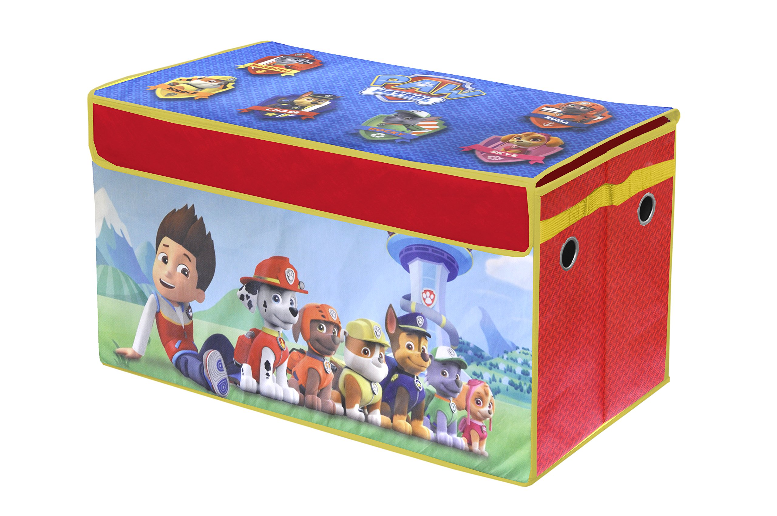 Nickelodeon Paw Patrol Collapsible Storage Trunk by Nickelodeon