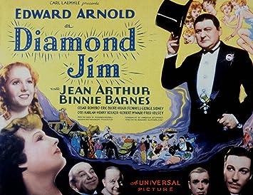 Amazon|ダイヤモンドジム、エド...