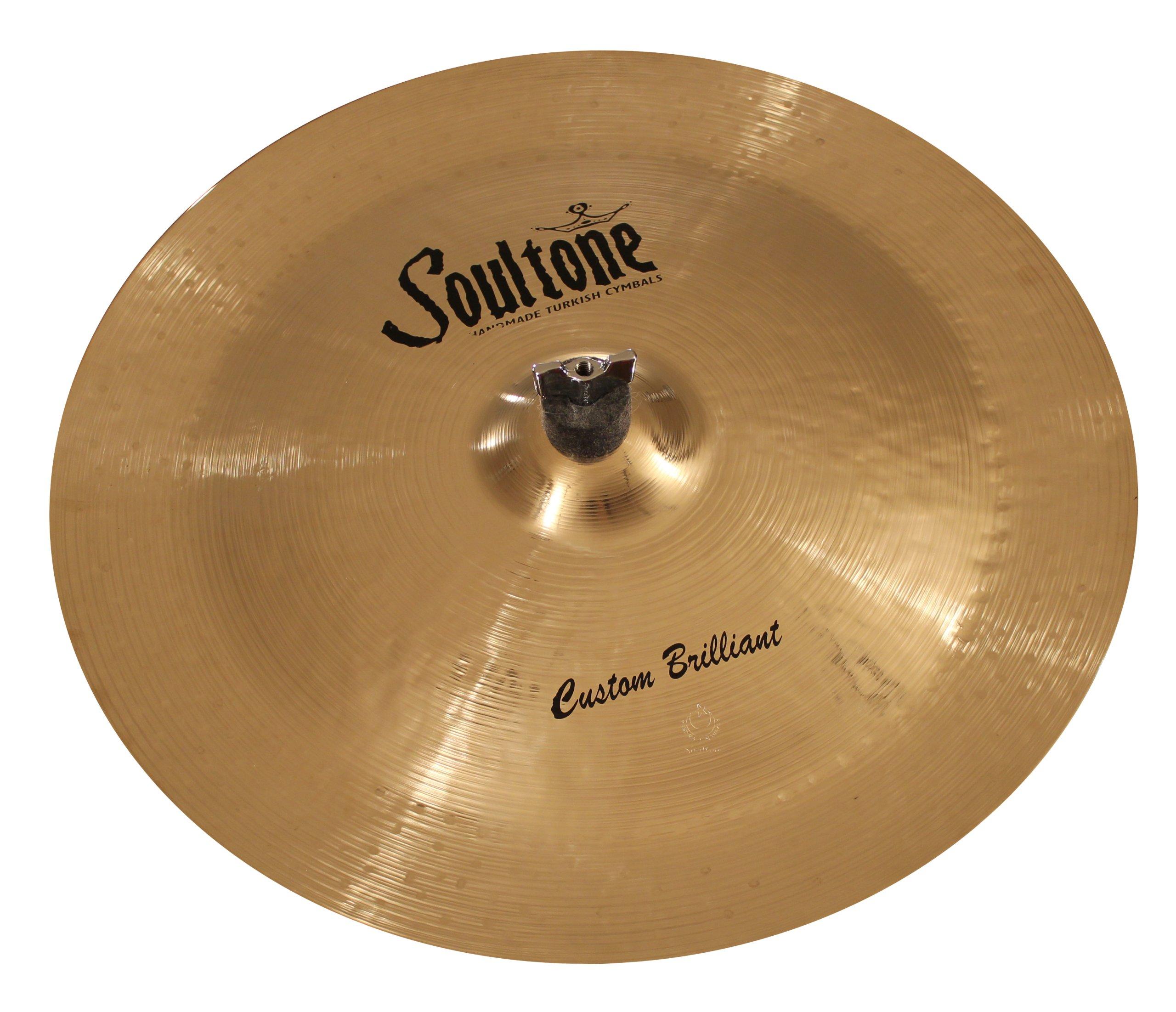 Soultone Cymbals CBR-CHN26-26'' Custom Brilliant China
