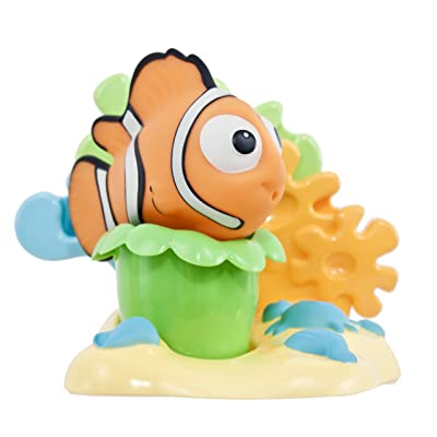 Sassy Disney Scoop, Squirt and Store Bath Tub Toy, Finding Nemo (Discontinued by Manufacturer) : Bathtub Toys : Baby