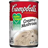Campbell's Healthy Request Condensed Soup, Cream of Mushroom, 10.5 Ounce (Pack of 24)