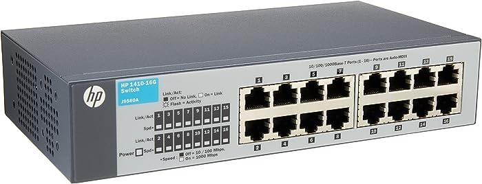 HP Procurve 1410-16G Switch