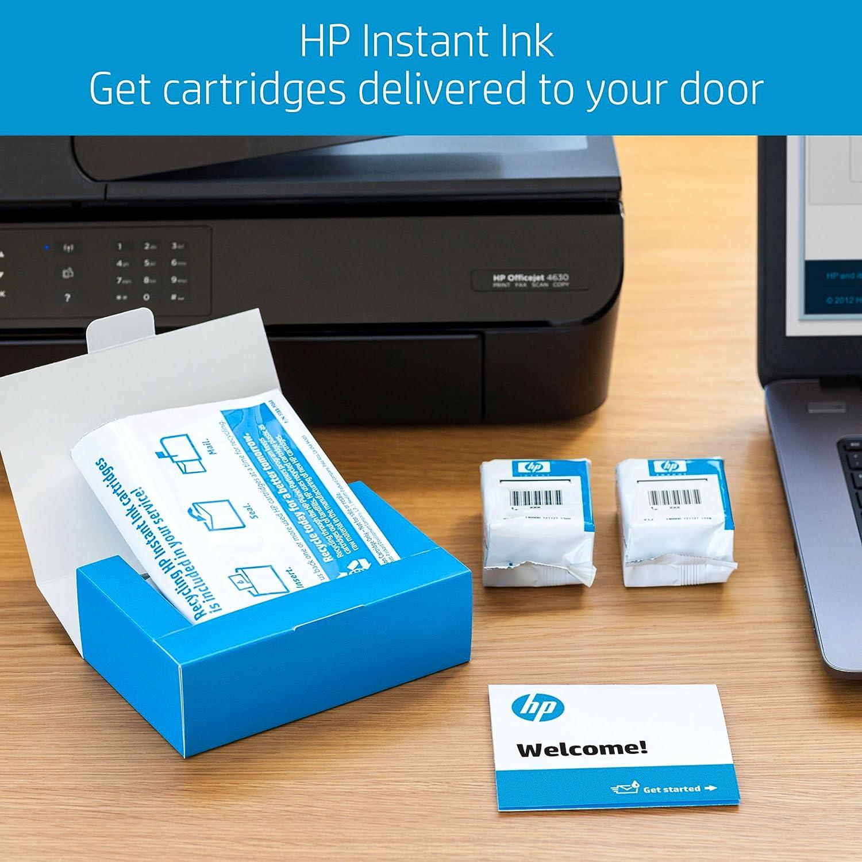 Amazon.com: HP OfficeJet Pro 8710 Inkjet Printer with Instant Ink Bundle:  Electronics