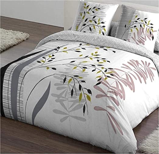 COTTON ARTean Funda Nordica Reversible Katia Cama de 150/160 ...