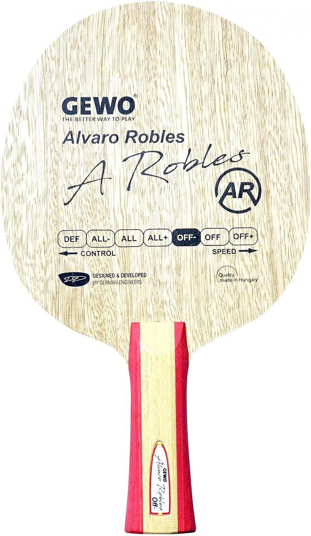 gerade GEWO Holz Alvaro Robles Off-