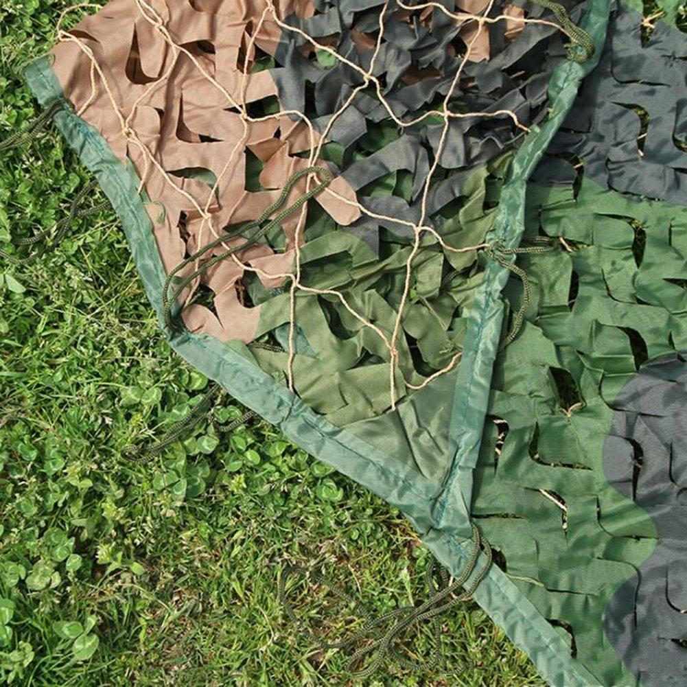 YMXLJF Shade net, atmungsaktive Outdoor-Schatten Sonne Netzwerk Netzwerk Netzwerk Dschungel Tarnnetz Ethylen Stoff Schutz Anti-Antenne Blockieren Sie 70% der UV-Strahlen B07NRKT4P5 Zeltplanen Geschwindigkeitsrückerstattung b15a19