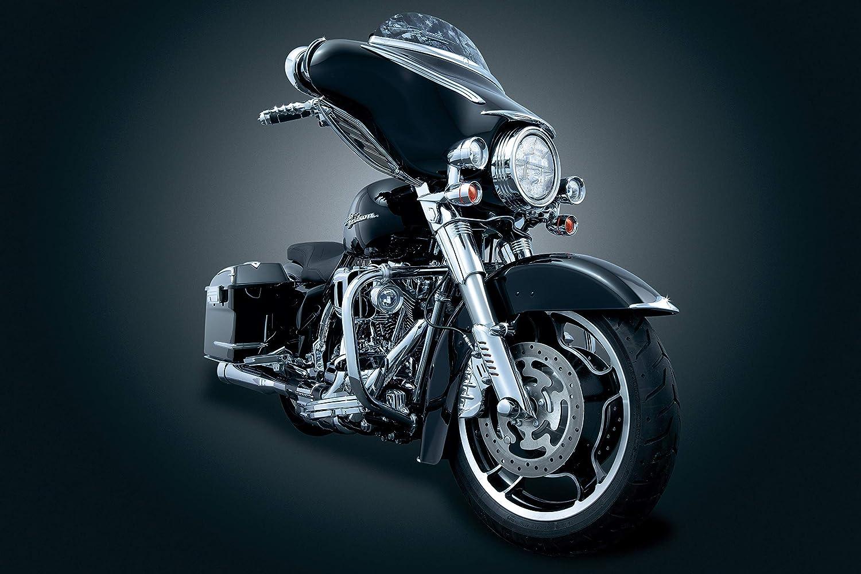 for 1990-2014 Harley FLSTF Kuryakyn 9013 Front Fender Tip Leading Edge