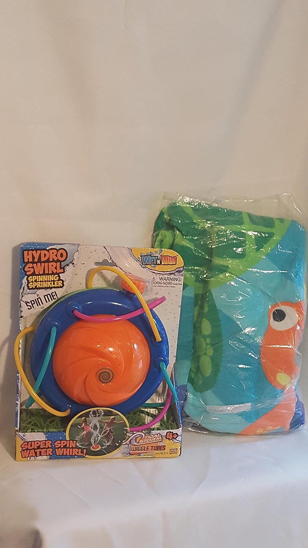 Hydro Swirl Spinning Sprinkler, Jumping Beans Turtles & Friends ...