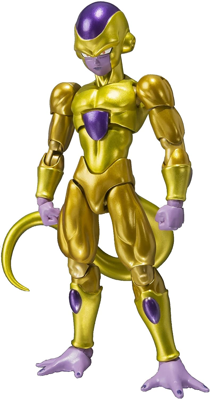 TAMASHII NATIONS Bandai S.H.Figuarts Golden Frieza Dragon Ball Z: Resurrection F Action Figure