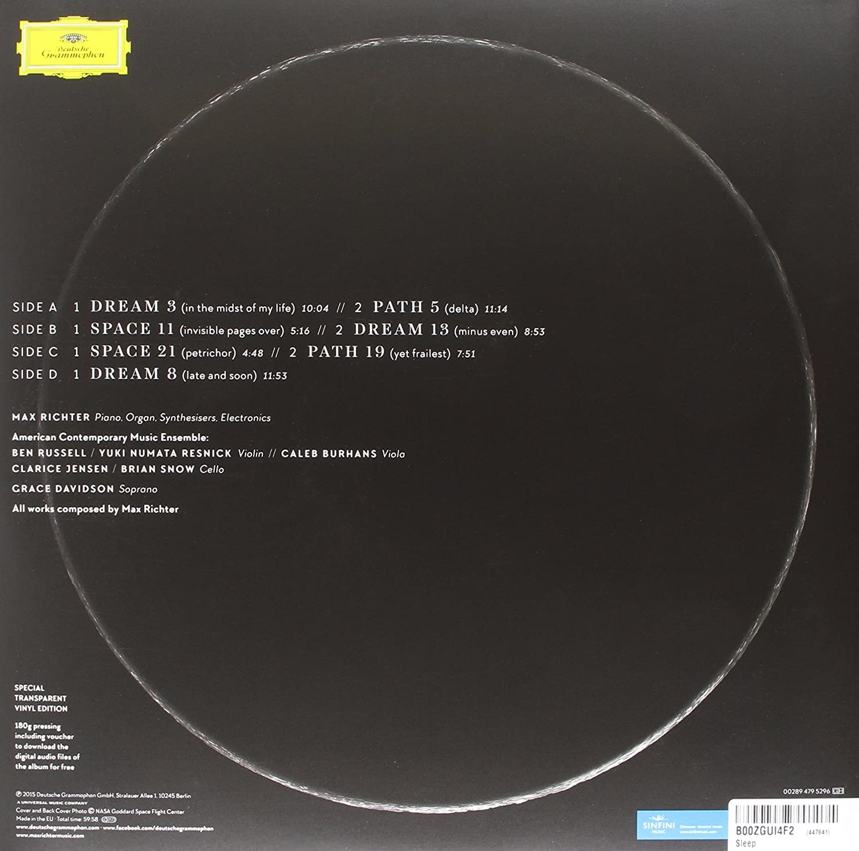 Max Richter - From Sleep [2 LP] - Amazon.com Music