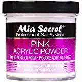 Mia Secret Pink Acrylic Powder 4 oz.