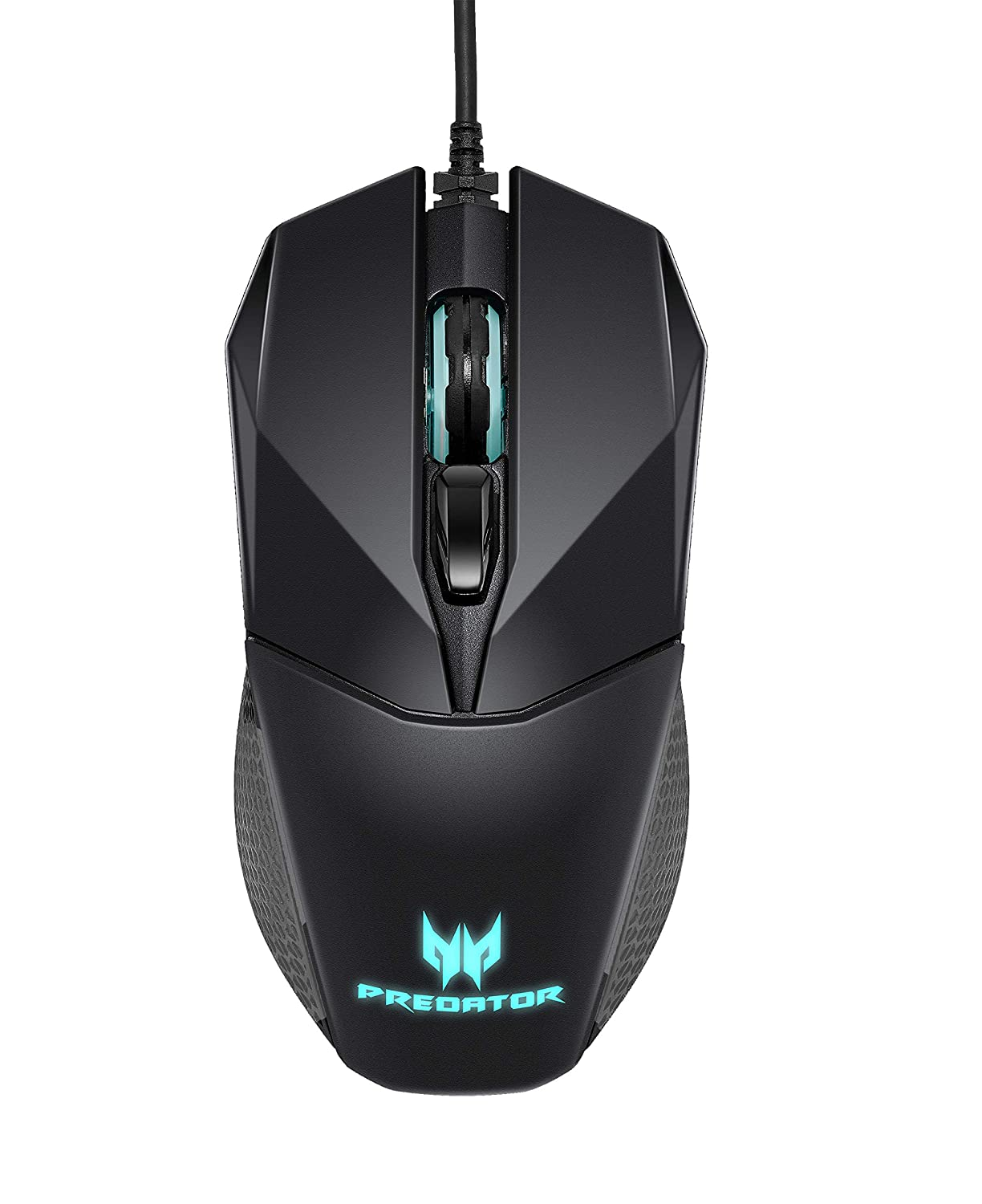Acer Predator Cestus 300 RGB Gaming Mouse Dual Omron switches 70M click lifetime, On board memory and programmable buttons