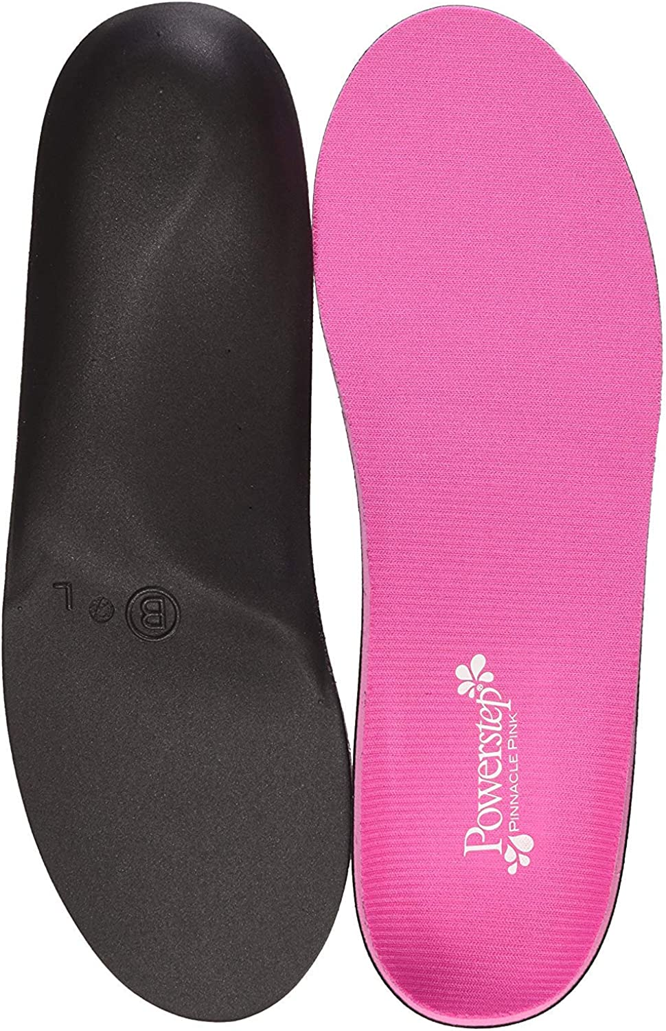 All Sizes Powerstep Pinnacle Maxx Orthotics All Colors