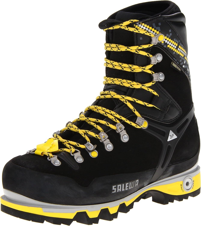 Salewa - Zapatillas de Escalada para Hombre, Color Negro, Talla 9.5: Amazon.es: Zapatos y complementos