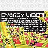 Ligeti: Requiem / Apparitions / San Francisco Polyphony