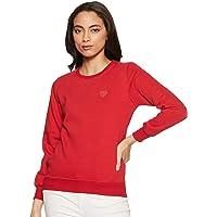 Qube By Fort Collins Women Sweatshirt