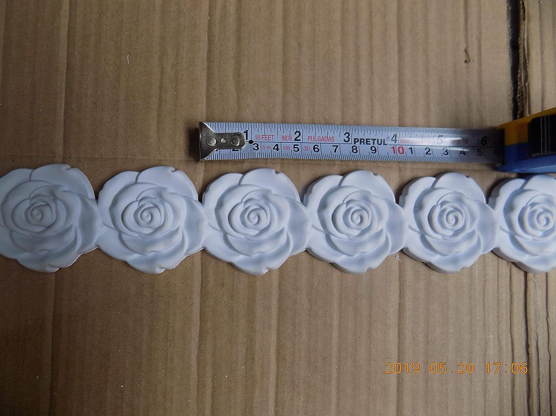 Amazon.com: Zhangbl - Moldeado de corona flexible para ...