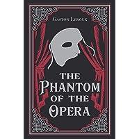 The Phantom of the Opera, Gaston Leroux Classic Novel, (Erik, Paris Opera House, Romantic Drama), Ribbon Page Marker…