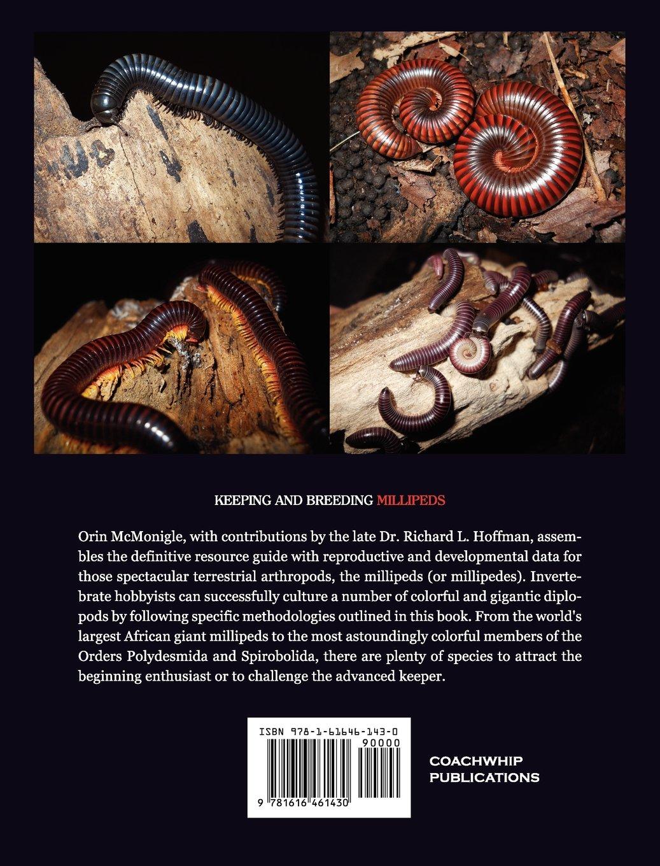 Diplopodan Husbandry and Reproductive Biology Millipeds in Captivity Millipede Husbandry
