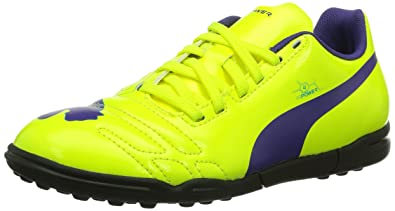 children's puma football boots