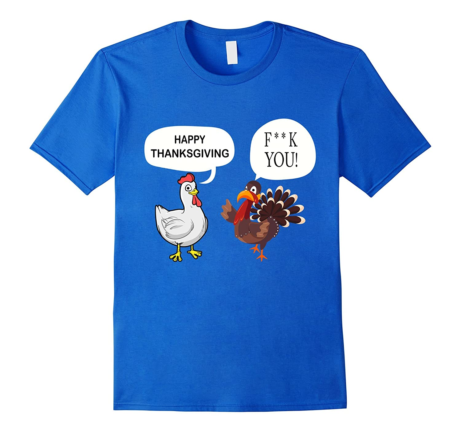 Turkey Funny Thanksgiving Shirts-Rose