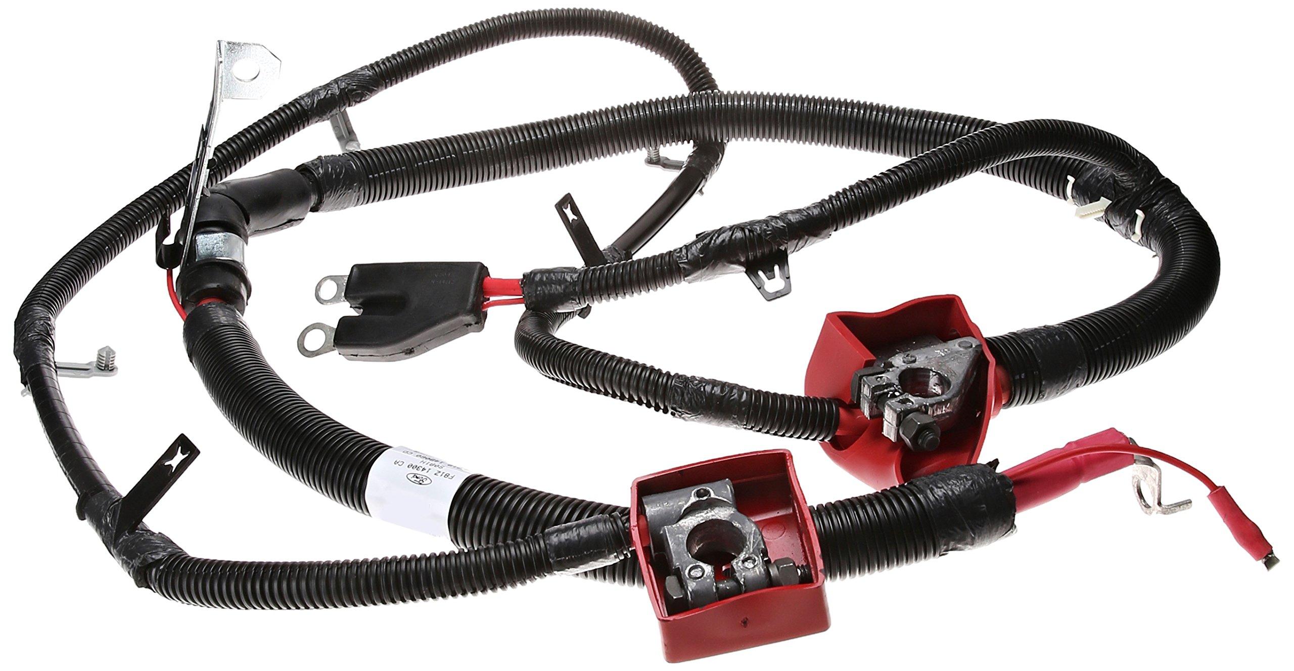Motorcraft WC9329B Battery Switch Cable by Motorcraft