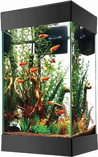 Aqueon-LED-Aquarium-Starter-Kit-Column-Black-15-Gallon