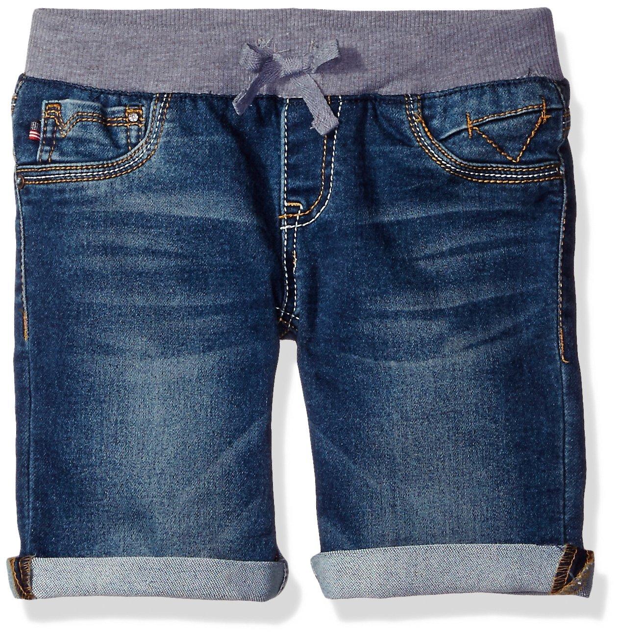 VIGOSS Girls' Knit Waist Bermuda Short Vigoss Children's Apparel 116C523