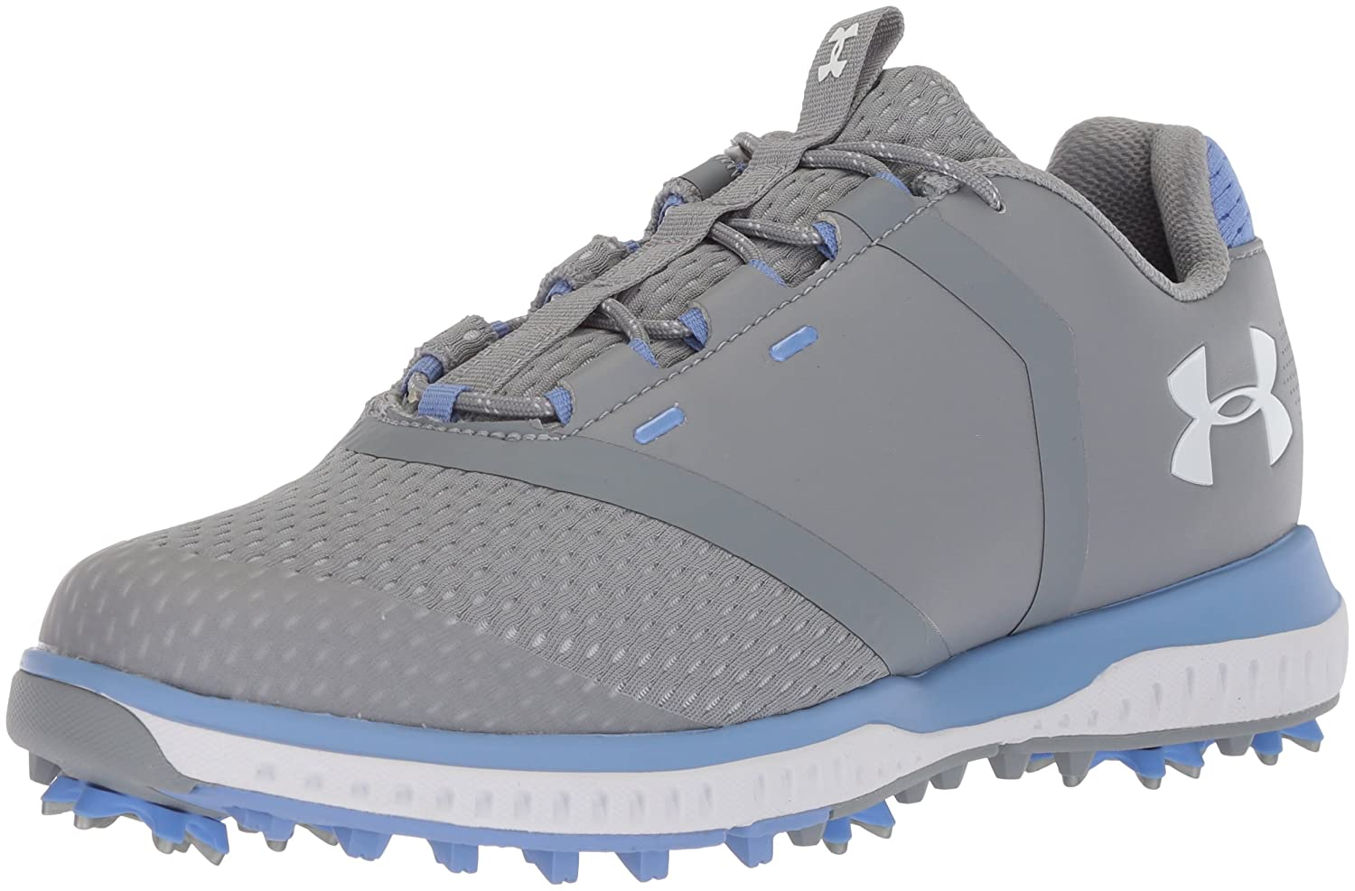 Under Armour Women's Fade RST Golf Shoe B071S8FGM5 6.5 M US|Steel (101)/Talc Blue