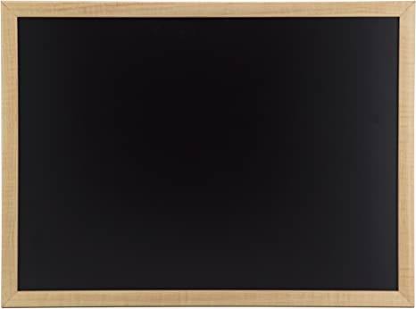 Amazon Com U Brands Chalkboard 17 X 23 Inches Oak Frame 310u00 01 Office Products