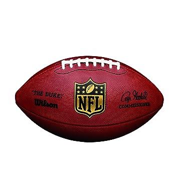 Wilson NFL Duke Game Leather - Balón de fútbol americano 120b341d107
