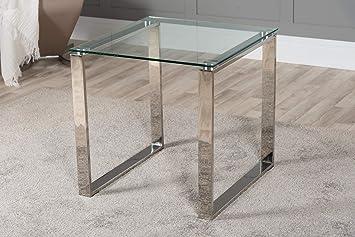 Narrow Glass Coffee Table 10
