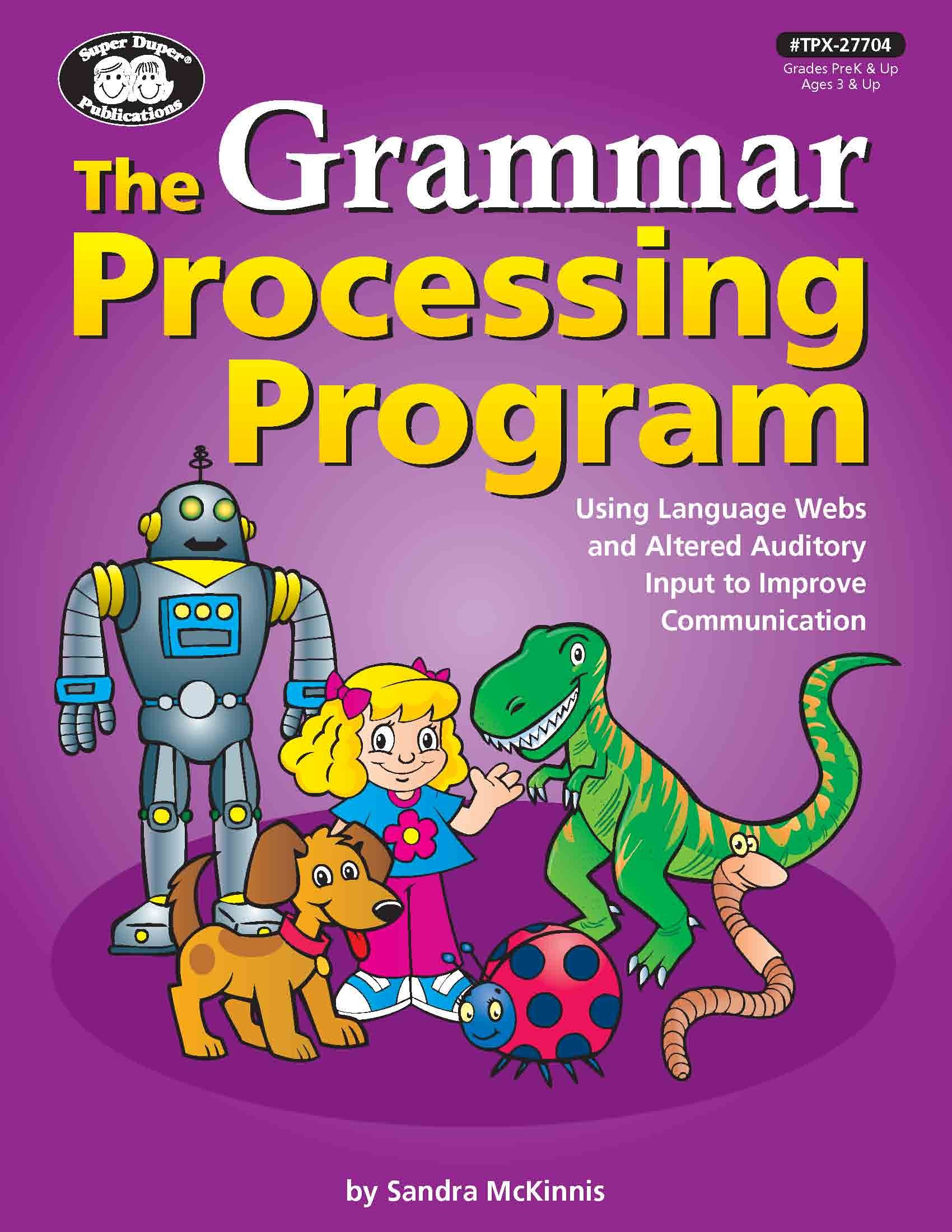 the grammar processing program sandra mckinnis erin riojas chuck
