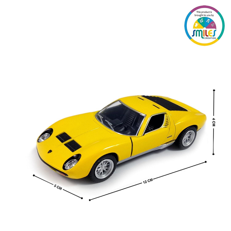 Buy Smiles Creation 1 34 Scale Die Cast 1971 Lamborghini Miura P400