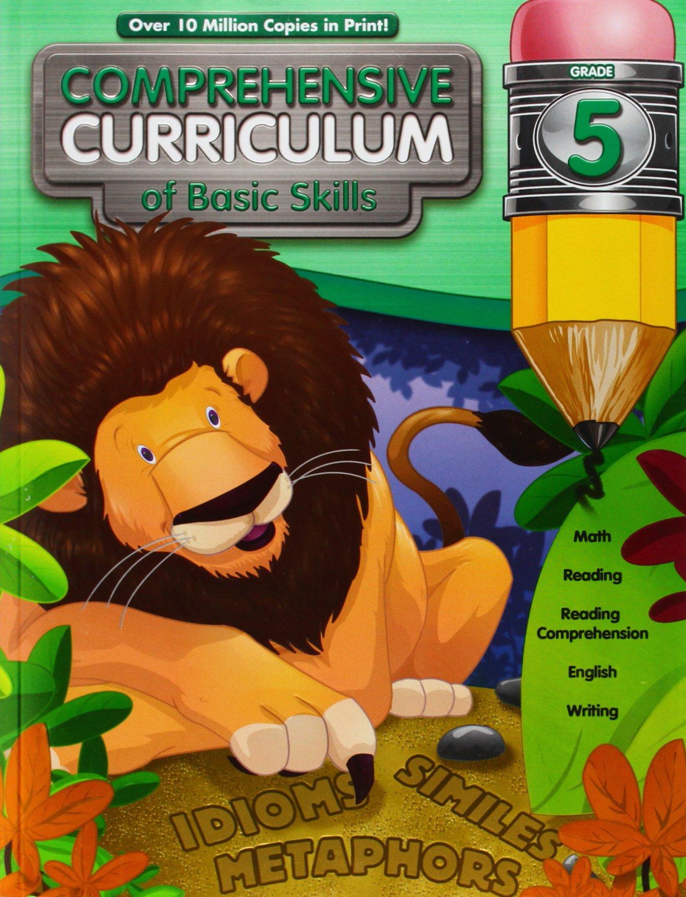 Comprehensive Curriculum of Basic Skills, Grade 5: American ...