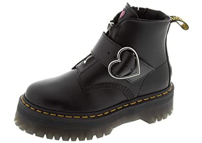61b6a050ef0 Amazon.com | Dr. Martens X Lazy OAF Buckle Boot | Boots